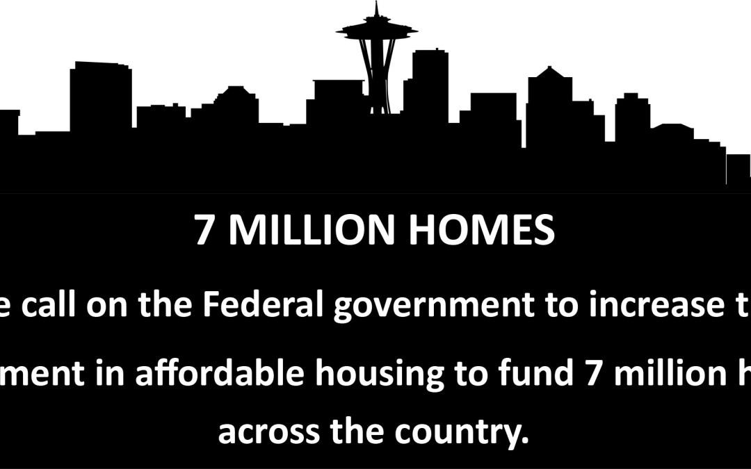 24-Hour Vigil for Affordable Housing