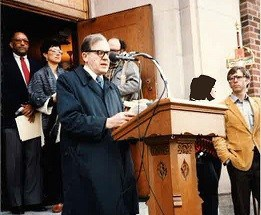 Announcing the Rev. Dr. Bill Cate Fund for Emerging Justice Leaders