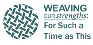 Save the Date: Weaving Our Strengths Conference @ University Congregational UCC | Seattle | Washington | United States