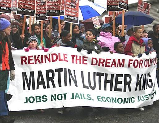 The Rev. Dr. Martin Luther King, Jr. Day Celebration
