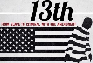 "Screening of ""13th"" @ Keystone Congregational Church 