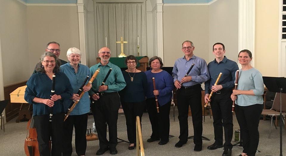 Flûtes-en-Bois Concert