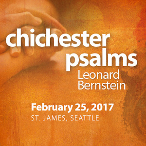 Chichester Psalms @ St. James Cathedral | Seattle | Washington | United States