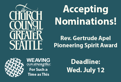 Accepting Nominations for Apel Awardees