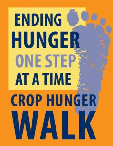 CROP Hunger Walk - Seattle @ Green Lake UMC or Alki UCC (W. Seattle)