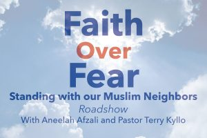 Faith Over Fear: Standing with our Muslim Neighbors @ Edmonds Lutheran Church | Edmonds | Washington | United States