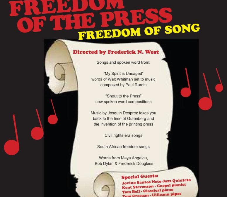 Freedom of the Press / Freedom of Song