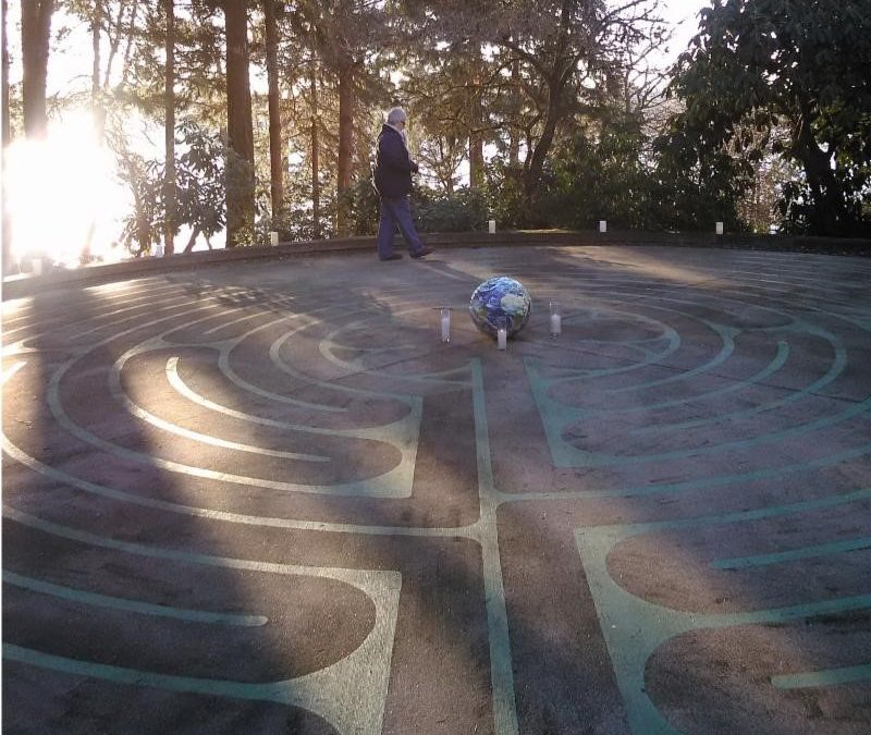New Year's Eve Labyrinth Walk