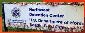 Mother's Day Vigil 2018 @ Northwest Detention Center | Tacoma | Washington | United States