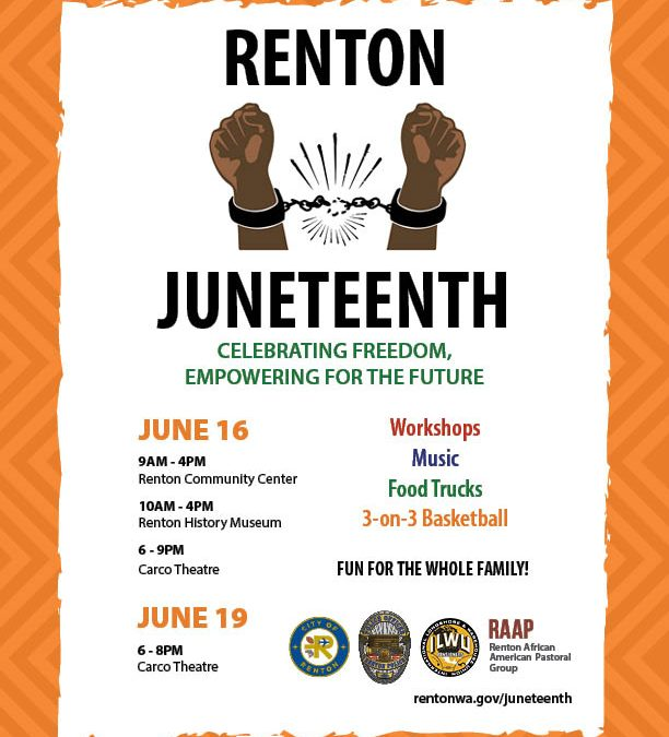 Juneteenth in Renton
