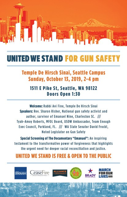 United We Stand For Gun Safety