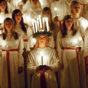 O Yule Full of Gladness: Christmas in Scandinavia