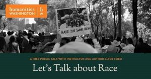 Let's Talk about Race @ First United Methodist Church, Bellevue