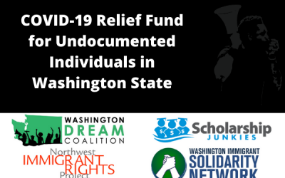 COVID-19 Relief Fund for WA Undocumented Folks