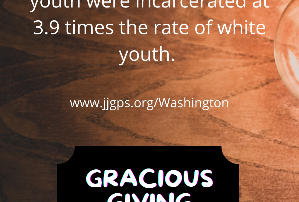 Data on Youth Incarceration: Disparities for Black Youth