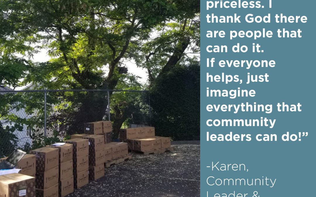 Building a Movement: Karen on why we need community leaders