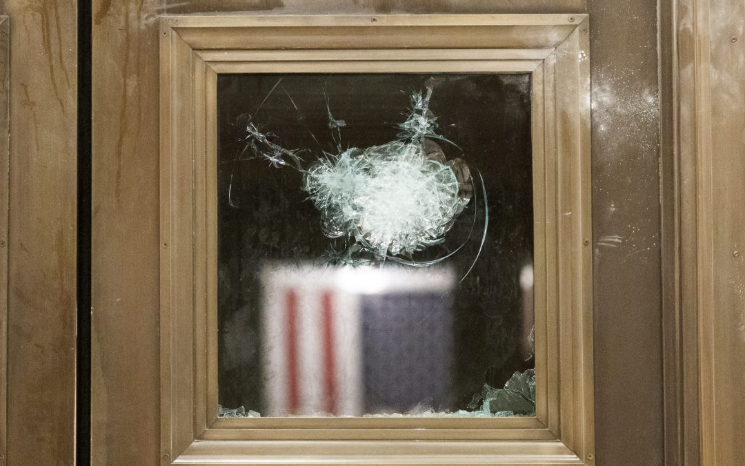 A Letter to Our Christian Siblings Regarding Recent Domestic Terrorist Attacks on our Nation's Capital