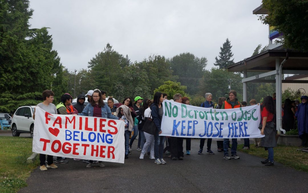 BREAKING: Jose Robles RELEASED from Immigration Detention to reunite with family