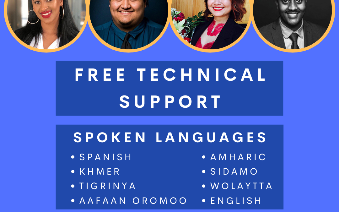 Nation's FIRST MultiLingual, Multicultural tech support call in center opens in WA!