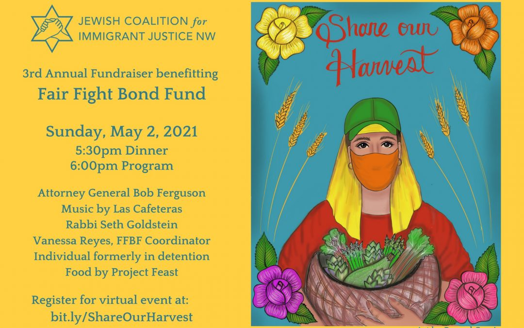 You're Invited! Fair Fight Bond Fundraiser Sunday, May 2, 2021