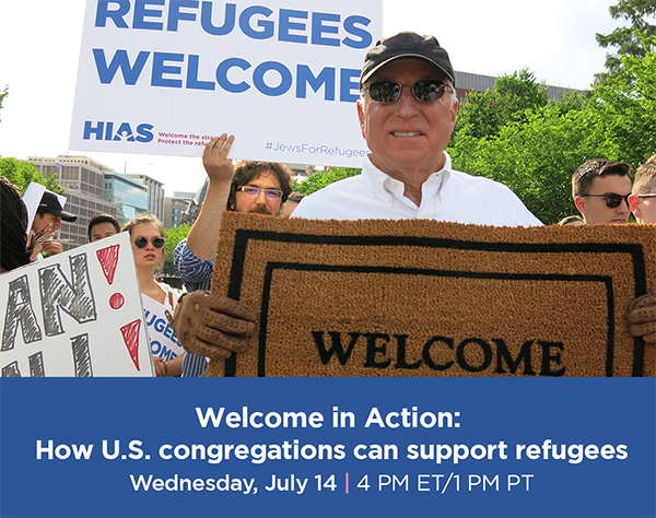 EVENT: Welcome in Action – How U.S. congregations can support refugees