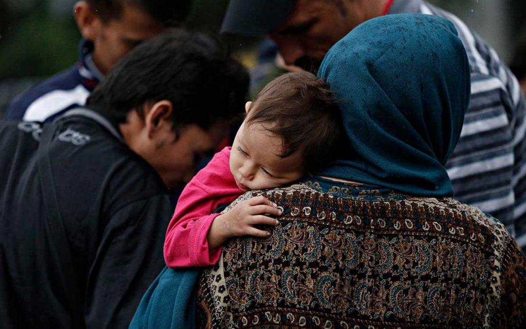 Emergency Community Webinar: Help Afghan Evacuees Reach the U.S.